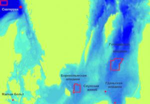 Отравляющие вещества на дне Балтийского моря