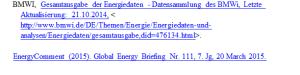 Газовый рынок Германии: перемены как решающий фактор